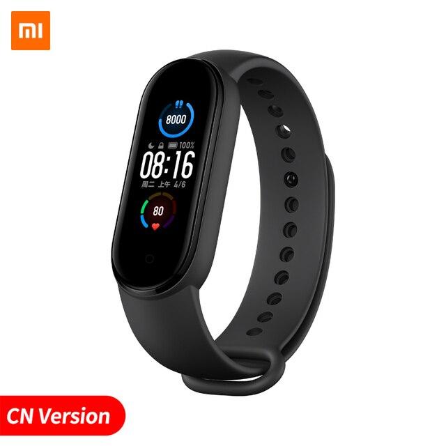 Xiaomi Mi Band 5 za $23.99 / ~88zł