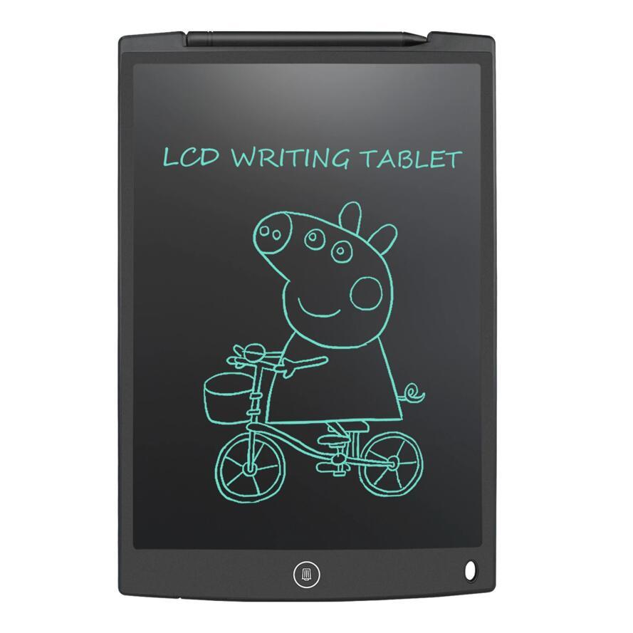 NEWYES 12 LCD écriture tablette dessin numérique tablette manuscrite tampons Portable électronique tablette conseil ultra-mince avec stylo