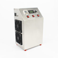 water air ozonator treatment