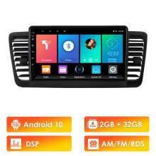 Voor Subaru Outback 3 Legacy 4 2004-2009 2 Din Auto Radio Multimedia Video Player Navigatie Gps 2G + 32G Android 10 Rds Dsp