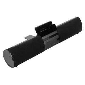 IKANOO plástico F99 Terminator Bluetooth 4,0 3W * 2 tamaño del altavoz de la tarjeta 27x4.3x6.9CM