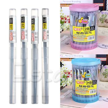 New Style 2B Lead a Refill Tube 0.5 mm Automatic Pencil Lead image