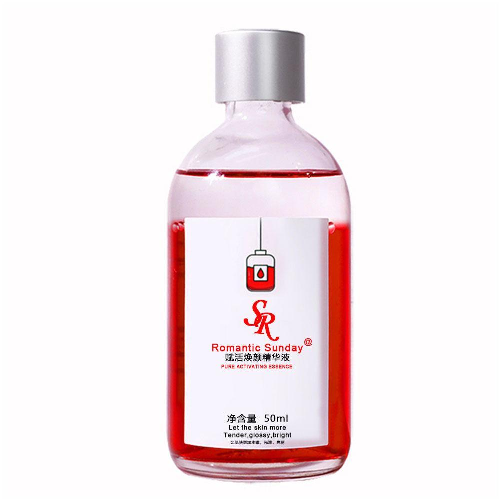 Hyaluronic Acid Blood Essence Hyaluronic Acid Dragon Blood Hydrating Facial Serum For Womens