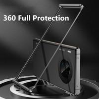 Custodia protettiva in metallo antiurto per telefono in alluminio per Huawei Mate 30 Pro Mate 20 Pro P40 Pro P30 Pro P20 Pro custodia in metallo Funda