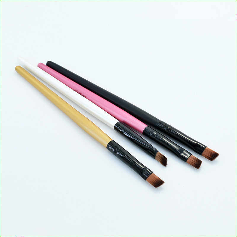 1 Pcs Make-Up Borstel Oogschaduw Blending Eyeliner Wimper Wenkbrauw Foundation Blush Make Up Kwasten Professionele Vrouwen Cosmetische Tool