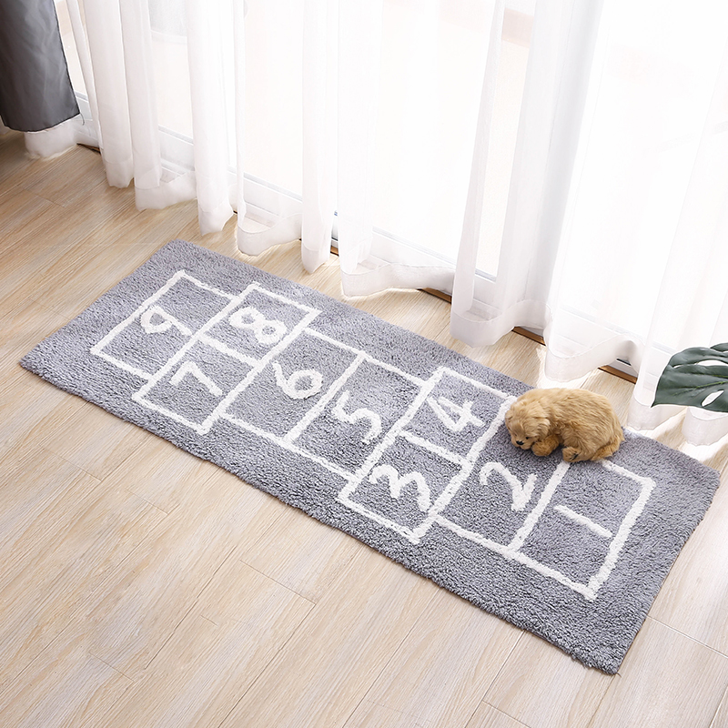 Numbers Area Rug Tapetes Kitchen Rug Tapis Enfant Chambre Tapis