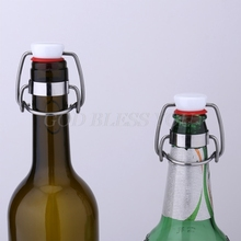 Stopper Beverages-Oil Swing-Top Beer Kombucha Water-Kefir Vinegar with for