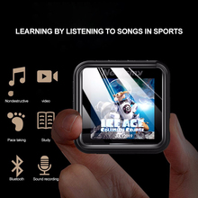 1.5 inch Bluetooth MP3 Mini Cute Walkman Music Player Sports