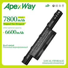Apexway 11.1V  laptop Battery For Acer AS10D31 AS10D51 AS10D81 AS10D75 AS10D61 AS10D41 AS10D71 For Aspire 4741 5552G 5742 5750G jigu battery for acer aspire 4741 5551 5552 5552g 5551g 5560 5560g 5733 5733z 5741 as10d31 as10d51 as10d61 as10d71 as10d75