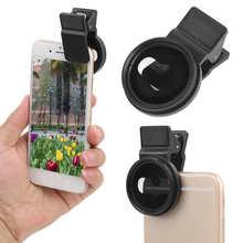 Adjustable 37mm CPL Polarizing Polarizer Lens Filter Clip on Phone Camera Filter Len CPL Lens Filter with Lens Cover / Lens Clip
