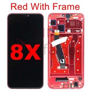 Image 3 - Trafalgar Màn Hình Cho Huawei Honor 8X MÀN HÌNH Hiển Thị LCD 8X MAX Màn Hình Cảm Ứng Cho Danh Dự 8X Hiển Thị TỐI ĐA Với Khung JSN L22 JSN L21