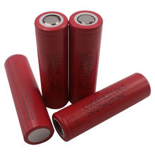 C & P LGDBHE21865 batterien zelle 2500mAh 10 stück INR18650 Li-Ion 3,6 V 2,5 Ah high power batterie zelle entladung rate 20A
