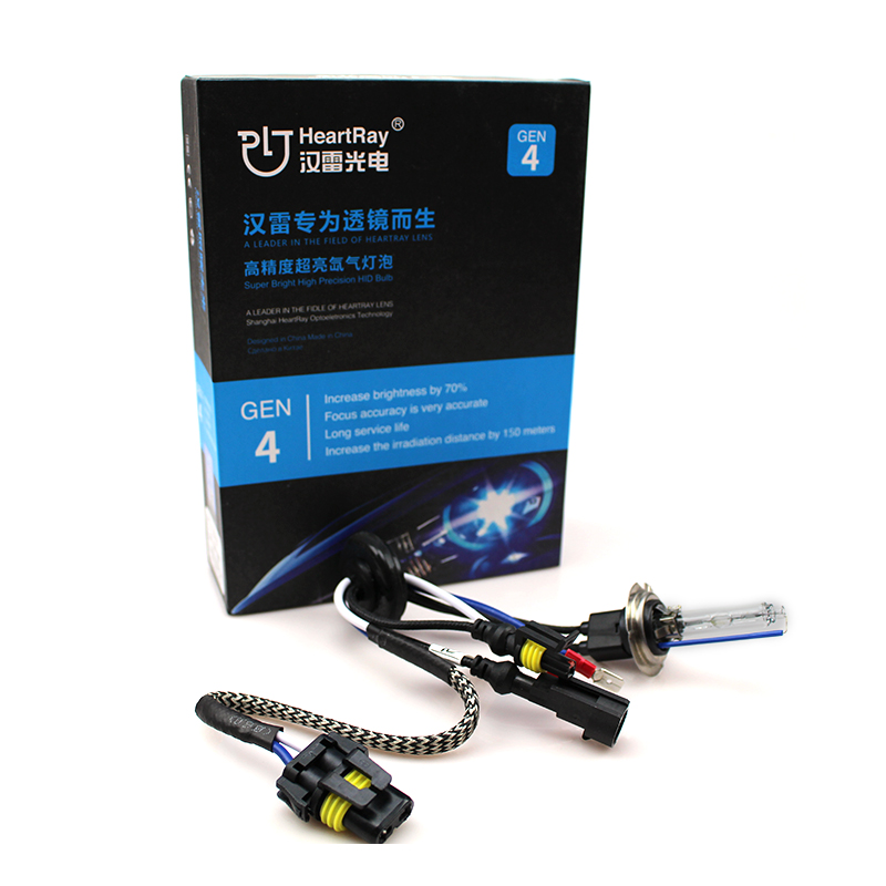 D2S WHITE XENON HID LIGHT BULB MAIN HIGH BEAM 4300K 35W FACTORY OEM FITTED 3