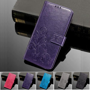 Phone Case for Samsung Galaxy A01 Case Luxury Flip Relief Leather Wallet Magnetic Phone