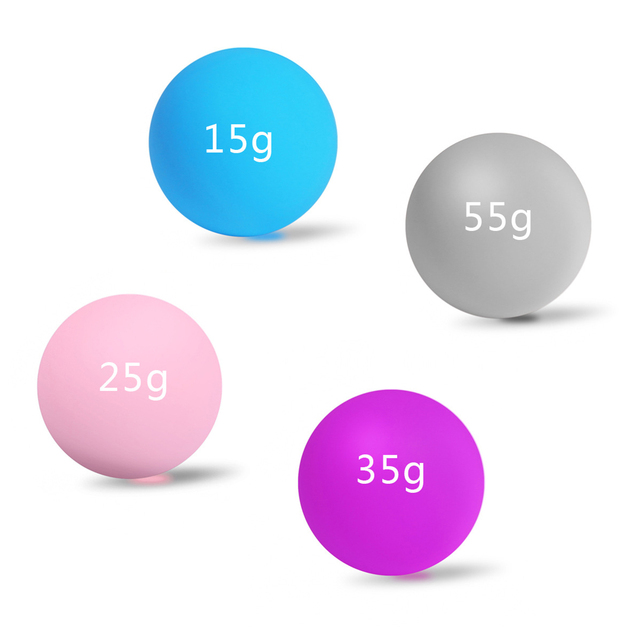 Medical Silicone Vagina Ball Vaginal Tightening Ball Kegel Ball Tight Vagina Shrinking Training Exercise for Women Health Care 3