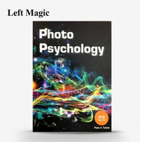 Photo Psychology Mentalism Magic Tricks,Prophecy,Gimmick,Close Up Magic,Illusions,Cell Phone Psychic Magic,Ultimate Prediction