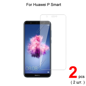 Image 1 - For Huawei P Smart Premium 2.5D 0.26mm Tempered Glass Screen Protector For Huawei P Smart Protective Glass