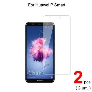Image 1 - Protector de pantalla de vidrio templado para Huawei P Smart Premium 2.5D 0,26mm