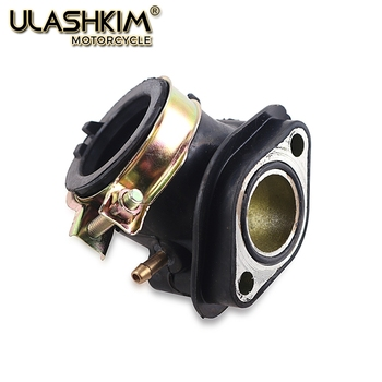 Carburetor Intake Manifold Pipe Moped Scooter ATV Go Kart Engine Part intake For Honda Spacy 125 150 cc image