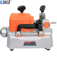 Xhorse Condor XC-009 Key Cutting Machine With Battery XC009 Cheaper than CONDOR XC-MINI for Single-Sided and Double-sided Keys