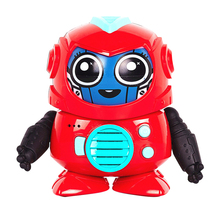 Toy Robot Battery-Powered Interactive-Talking Multifunctional Kids Gift Voice-Recording