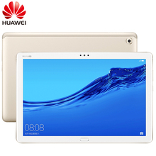 Global ROM 10.1 inch HUAWEI MediaPad M5 Lite 4G LTE Phone Call Android 8.0 Octa Core 4GB RAM 64GB/128GB ROM Type C Table PC