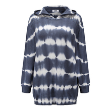 2019 Autumn Winter Loose Women Sweater Knitted Tops Womens Pullover Oversized Stripe Fashion