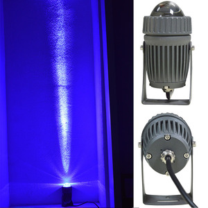 Image 5 - المهنية تصميم بصري في الهواء الطلق Led الكاشف 10 واط Led بقعة ضوء مع مصباح ضيق زاوية كشاف ضوء مع 100 240 فولت الإضاءة