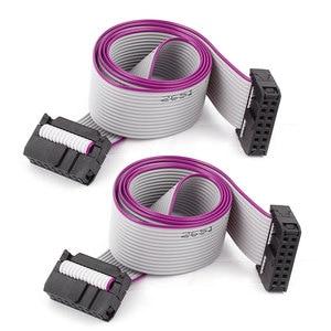 uxcell IDC Wire Flat Ribbon Ca