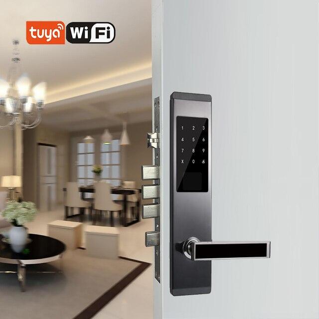 Электронный дверной замок rfid умный без ключа для дома отеля