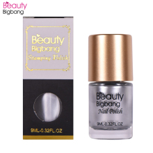 BeautyBigBang 9ml Silver Nail Stamping Polish Printing Varnish Lacquer Gel For Art Plate Long Lasting