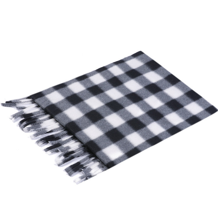 Autumn Winter Children Scarf Classic Plaid Baby Kid Scarves Girls Boys Winter Neckerchief Shawls