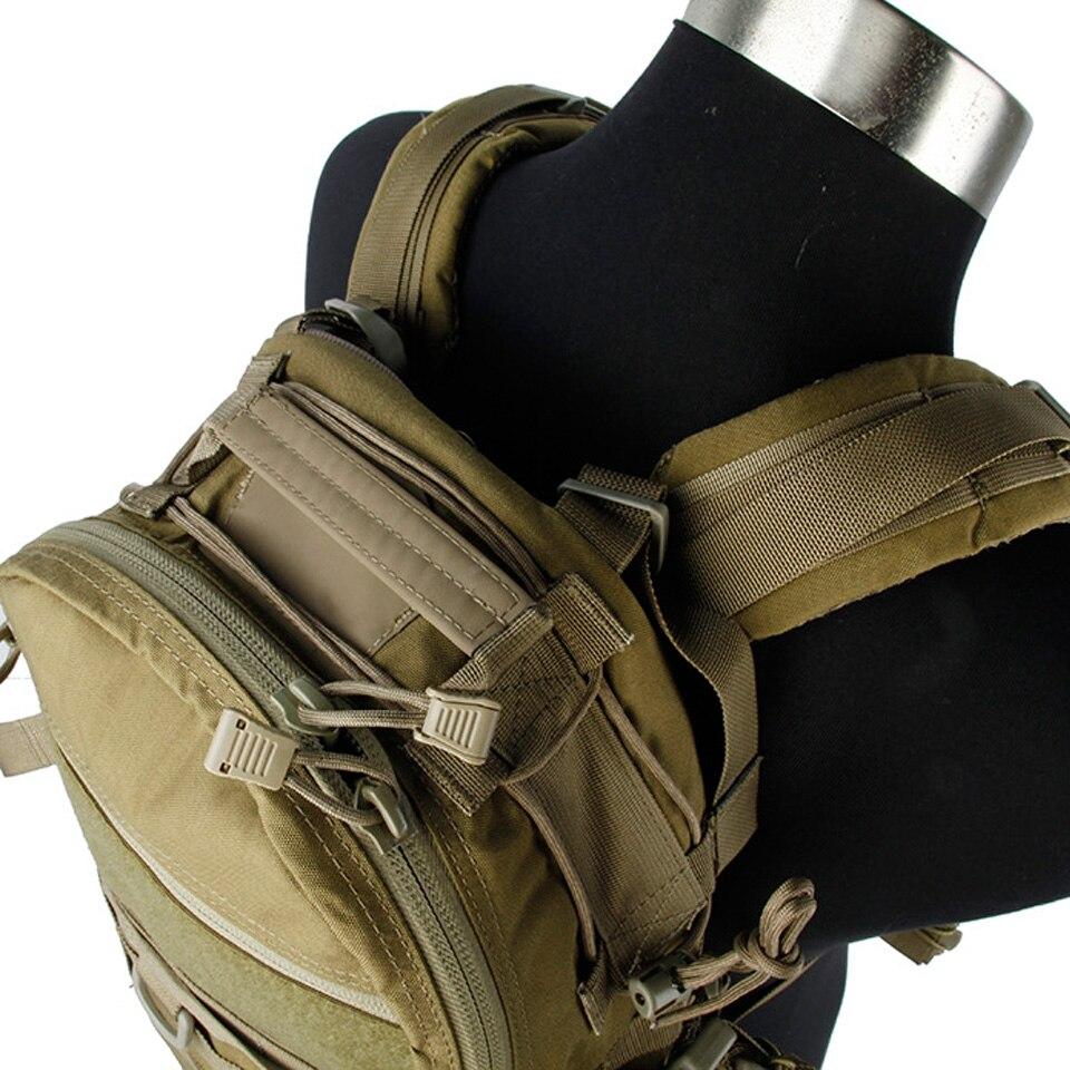 tmc2545 kk lite pacote mochila ao ar livre 500d cordura tecido 05