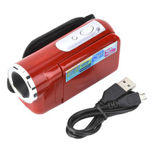 Camcorder Camera Video Profissional Photos Digital Portable Kids Children 16X HD