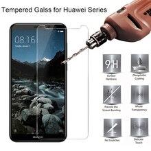 9H Tempered Glass for Huawei Mate 10 Lite 7 8 9 Screen Protector on Huawei Mate 20 Lite S Protective Glass for Honor V8 Max V9 2pack tempered glass screen protector for 10 1 huawei mediapad m3 lite 10 bah w09 bah al00 protect screen film