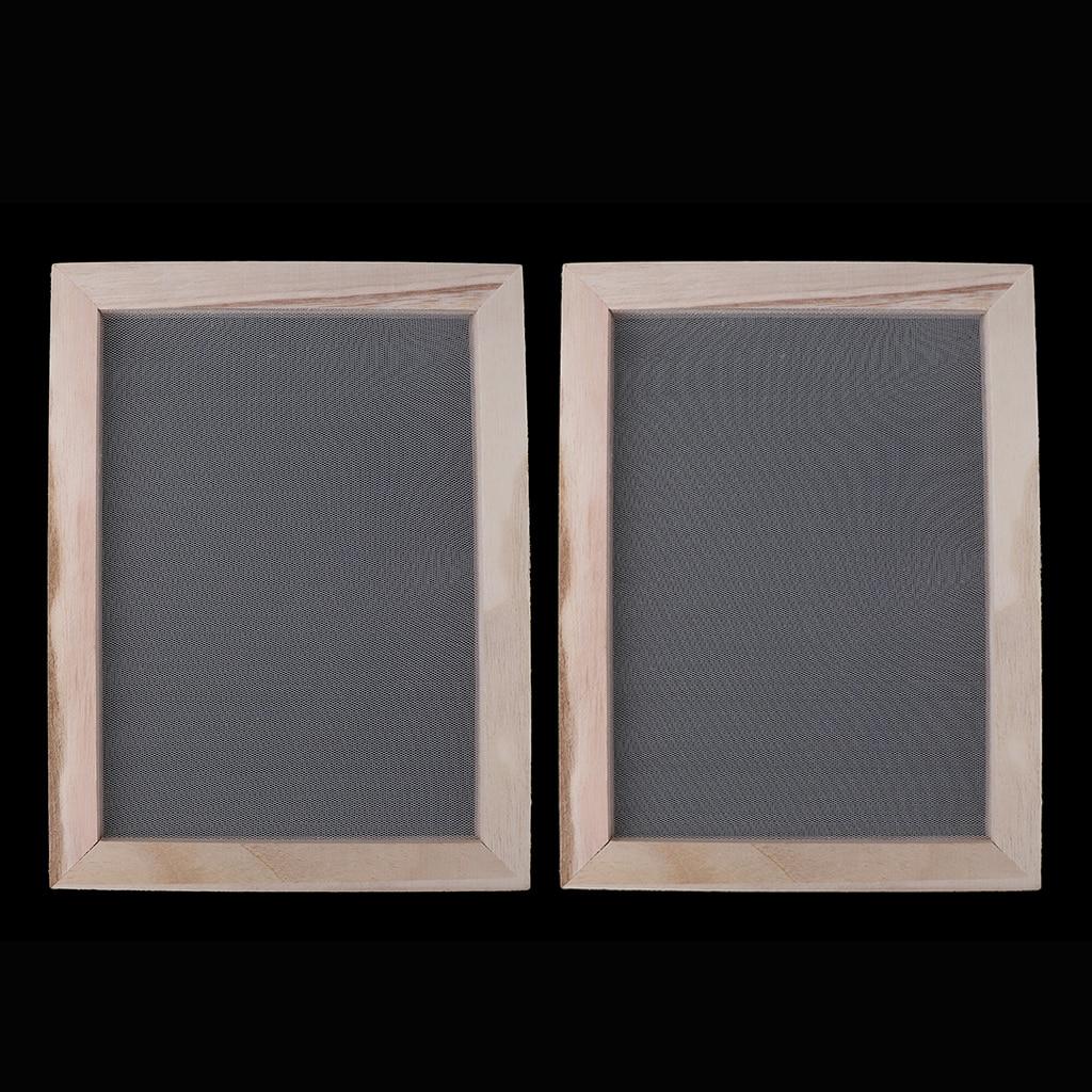 2 комплекта, форма для изготовления бумаги