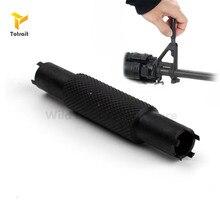 Тактический сталь AR15 винтовки М16 А1 А2 мушка регулировка инструмент 4 и 5 зубцами охотничьи принадлежности оружие аксессуары