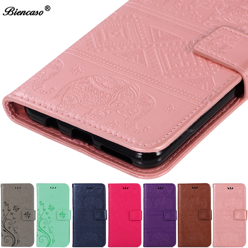 Flip Leather Case For Huawei P9 Lite P8 Mini Y3 Y5 III 2 Y6 Pro Y7 Y9 2018 Honor 7A Pro 7C 7S <font><b>GR3</b></font> <font><b>2017</b></font> Coque Wallet Phone Case image