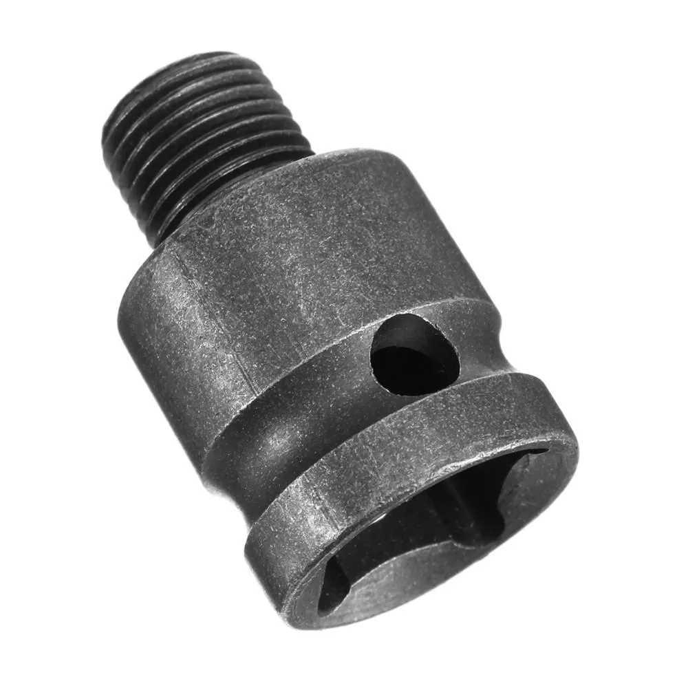 1.5-13 Mm Bor Chuck Adaptor 1/2 Inch Berubah Dampak Kunci Pas Ke Dalam Bor Listrik Alat Aksesoris Chuck Bor Adaptor untuk Pusat