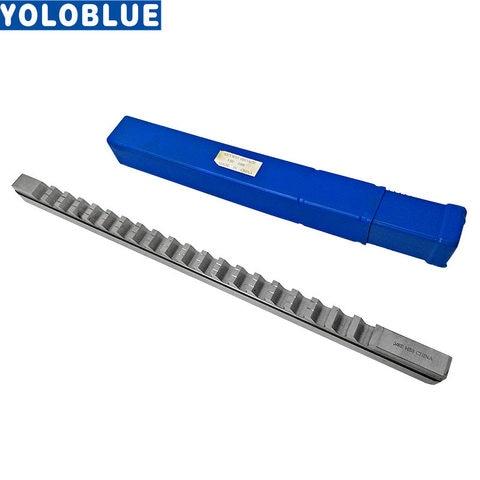 Ferramenta de Corte para Cnc 8 e Push-tipo Aborda Chaveta Polegada Tamanho Metalurgia Faca Hss 5 – Mod. 134777