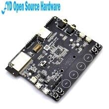 1Pcs ESP32 LyraT Voor Audio Ic Development Tools Knoppen, Tft Display En Camera Ondersteund ESP32 Lyrat