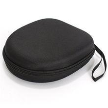 Sac de transport pour écouteurs, pochette de rangement pour COWIN E7 PRO Sony XB950B1 Bose QC35 Compatible avec casque