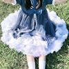 New Arrival Petticoats Wedding Bridal Crinoline Lady Girls Underskirt for Party White Blue Black Ballet Dance Skirt Tutu 3