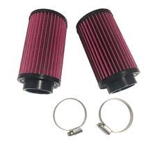 Пара воздушных фильтров со склада Carb 26 мм KN для Yamaha Banshee YFZ 350 K& N стиль