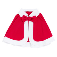 Christmas Baby Children Clothing Girl Infant Winter Warm Red Coat Cloak Jacket Warm Clothes Girls Boutique Cloak brand baby infant girls fur winter warm coat 2018 cloak jacket thick warm clothes baby girl cute hooded long sleeve coats jacket