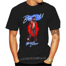Michael Jackson MenS Beat It Smoke T-Shirt Custom Made Tee Shirt