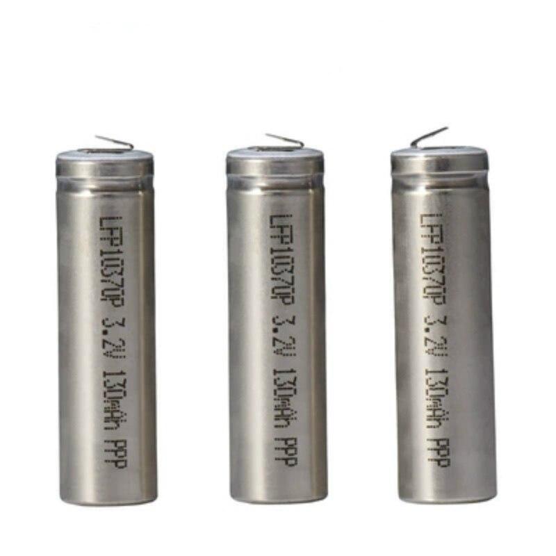 Original Battery For IQOS 2.4plus Holder High Quality LiFePo4 10370 3.2V 130mAh Battery For IQOS 3.0 Holder Repair Accessories