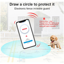 Trackers Monitor Pet-Positioning Smart GPS Dog Anti-Lost Cat 1pc Safety New-Upgrade Real-Time