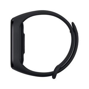 Image 4 - Xiao mi mi bant 4 orijinal 2019 yeni müzik akıllı mi bant 4 bilezik kalp hızı spor 135mAh renk ekran Bluetooth 5.0