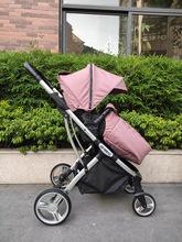 Najdroższy wózek lekki składany siedzący i rozkładany wózek czterokołowy amortyzator dwukierunkowy wózek wysokiego krajobrazu tanie tanio BETSOCCI CN (pochodzenie) 1108 Numer certyfikatu